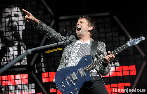 Photos: Muse @ 2011 Outside Lands Festival