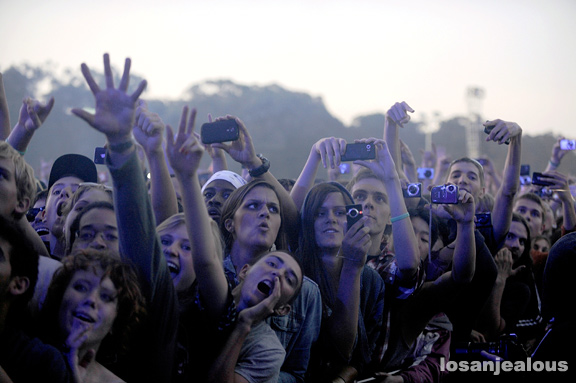 Photos: 2011 Outside Lands Festival: Muse, The Black Keys, Decemberists, Shins, Vaccines, Roots, Tune Yards, Phantogram, Ty Segall & more