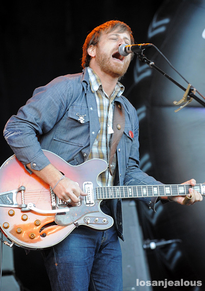 Photos: The Black Keys @ 2011 Outside Lands Festival