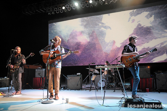 Photos: Fleet Foxes @ Greek Theatre, September 14, 2011