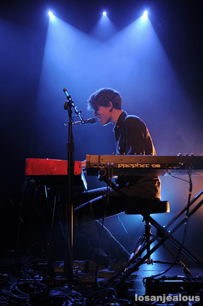 Photos: James Blake @ The Music Box, September 19, 2011