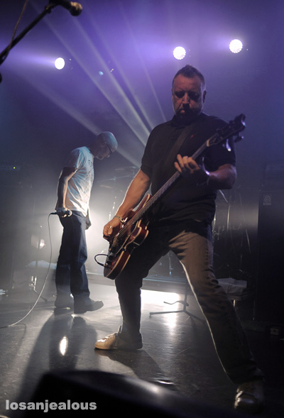 Photos: Peter Hook & The Light Perform Joy Division @ El Rey Theatre, September 16, 2011
