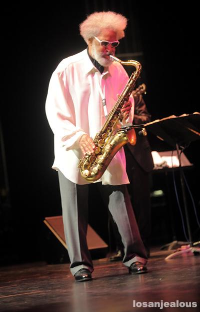 Photos Sonny Rollins Ucla Royce Hall September 22 2011