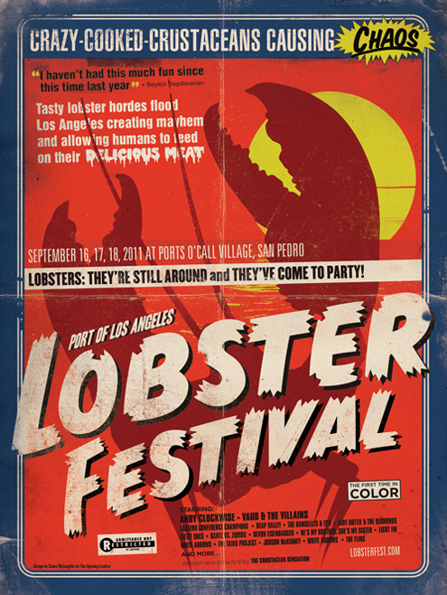 Port of Los Angeles Lobster Fest is This Weekend: Win Tickets Now