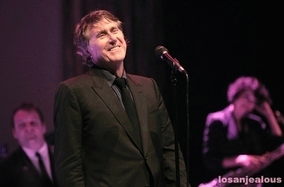 Photos: Bryan Ferry @ Greek Theatre, October 15, 2011
