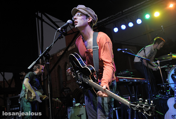 Photos: Clap Your Hands Say Yeah @ 2011 Filter Culture Collide Festival