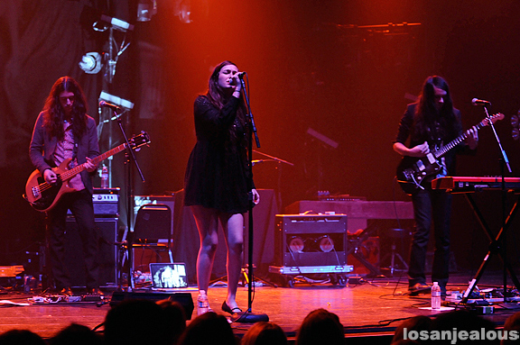 Photos: Cults @ Wiltern Theatre, October 15, 2011