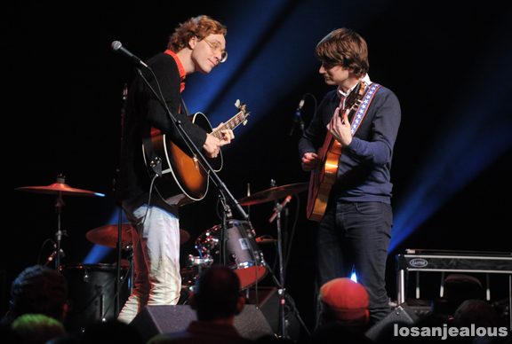 Photos: Kings of Convenience @ The Music Box, October 26, 2011