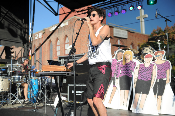 Photos: MEN @ 2011 Filter Culture Collide Festival