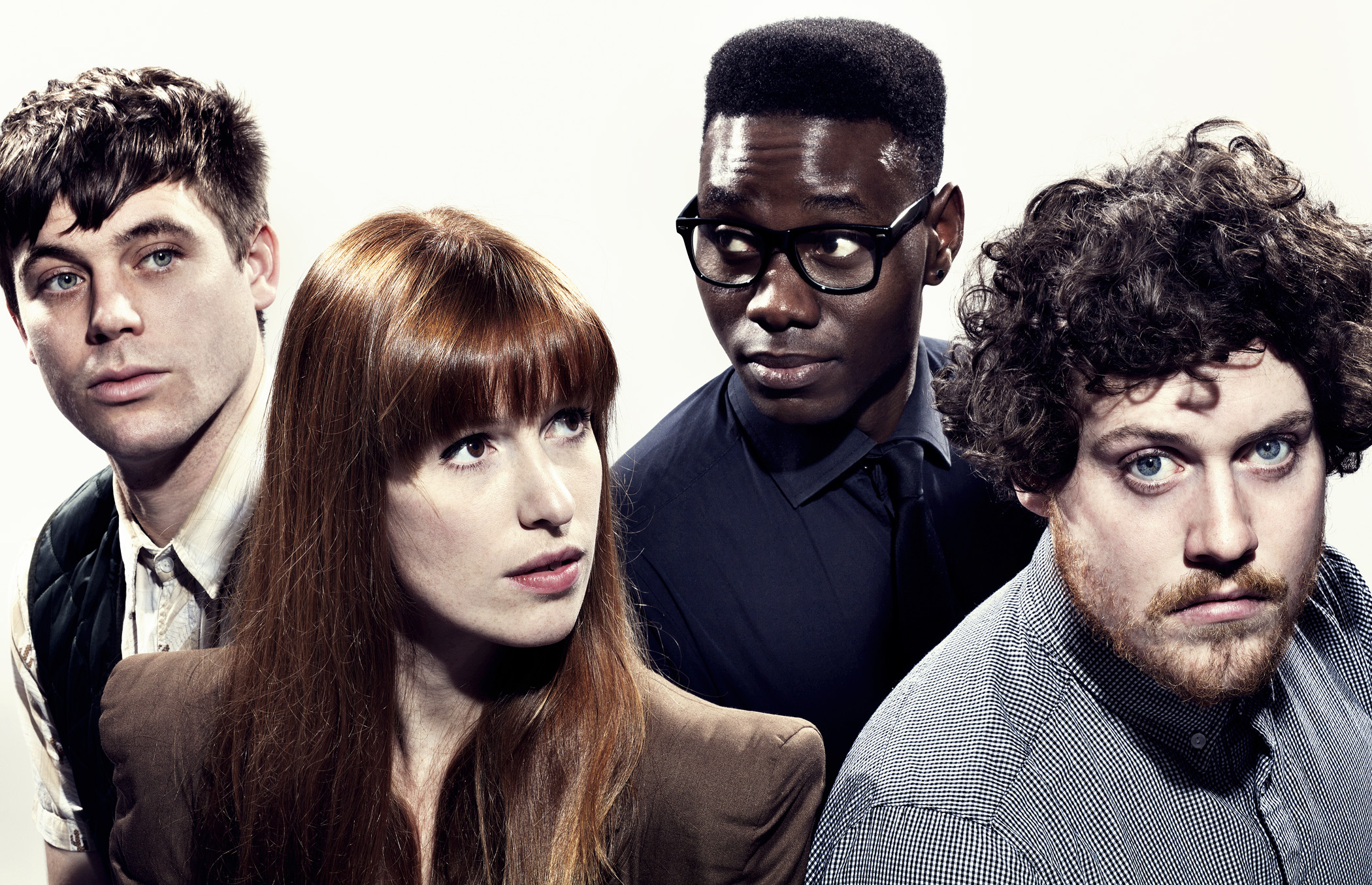 Metronomy is Oscar Cash, Anna Prior, Gbenga Adelekan, and Joseph Mount
