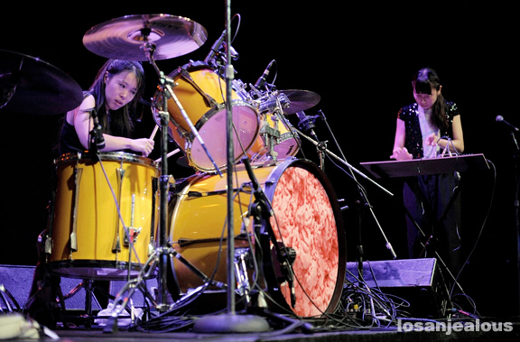 Photos: Nisennenmondai @ Mayan Theatre, October 17, 2011