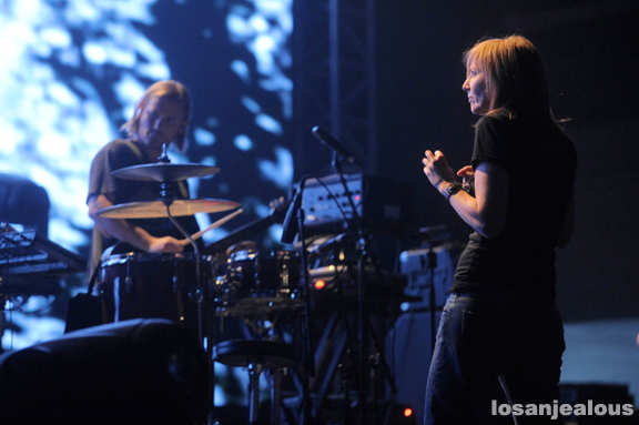 Photos: Portishead @ Shrine Expo Hall, October 19, 2011