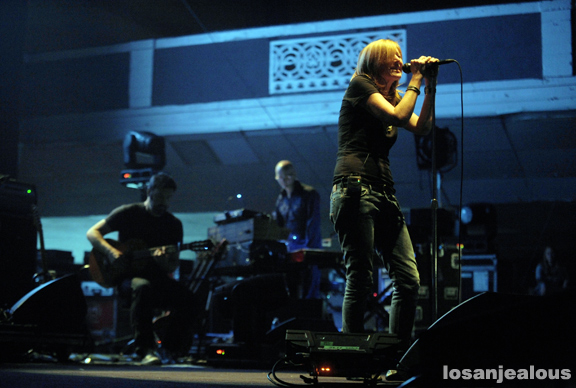 Words: Portishead @ Shrine Expo Hall, October 19, 2011