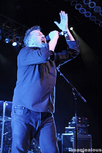Photos: Elbow @ Greek Theatre, October 1, 2011