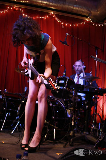 St Vincent Live Set Airs on KCRW @ 11:15am Today