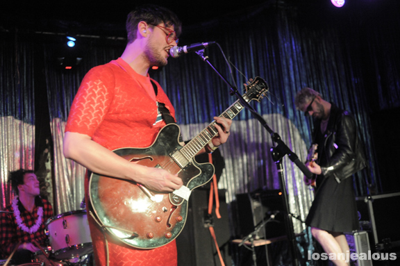 Photos: Male Bonding @ The Satellite, October 29, 2011