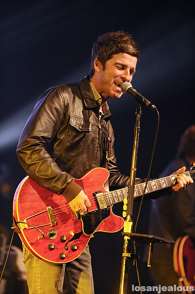 Photos: Noel Gallagher's High Flying Birds @ UCLA Royce Hall, November 17, 2011