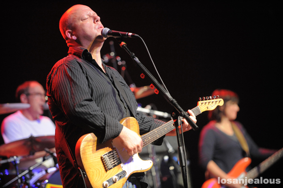 Photos: Pixies @ The Music Box, November 19, 2011