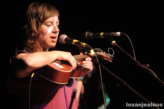 Photos: tUnE-yArDs @ The Music Box, November 2, 2011