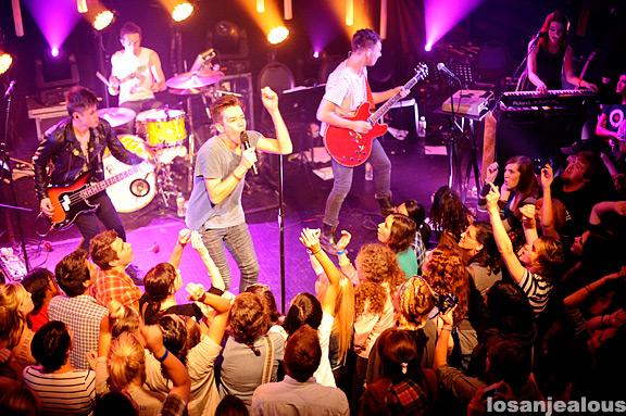 Photos: fun. @ Troubadour, November 14, 2011