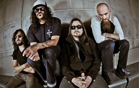 Kyuss Lives!–This Friday 11/18 @ Wiltern–Win Tickets