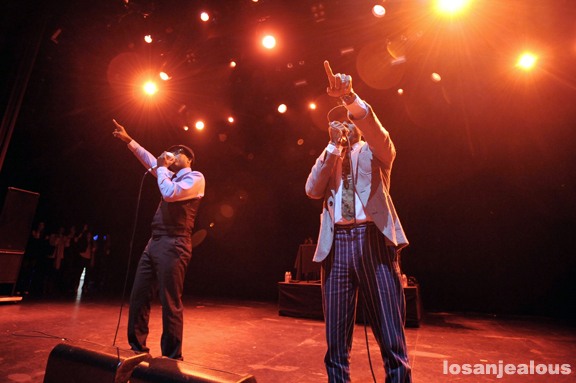 Photos: Black Star @ Club Nokia, December 15, 2011