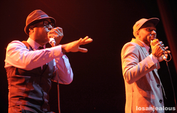 Review: Black Star @ Club Nokia, December 15, 2011