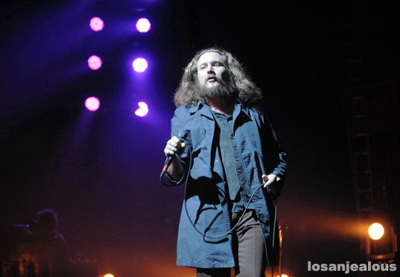 Photos: My Morning Jacket @ Gibson Amphitheatre, December 1, 2011