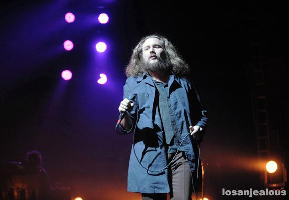 Photos: My Morning Jacket @ Gibson Amphitheatre, December 1, 2011