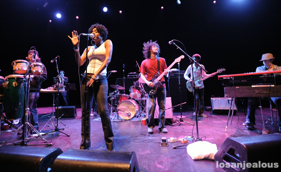 Photos: Orgone @ Club Nokia, December 15, 2011
