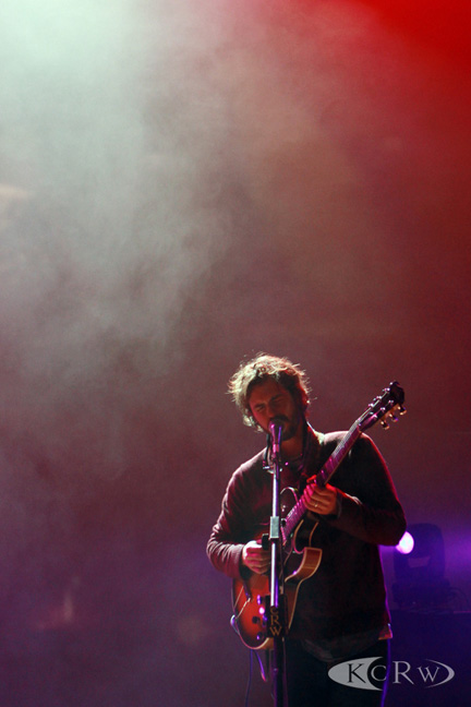 "Review: KCRW's ""Are Friends Eclectic?"" Holiday Benefit Bash, Orpheum Theatre, December 3, 2011"