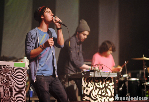 Photos: Yawn @ The Music Box, December 7, 2011