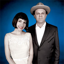Tomorrow–John C. Reilly Record Release Show w/ Becky Stark, Tom Brosseau & Guests and Third Man Records Merch Sale @ Largo