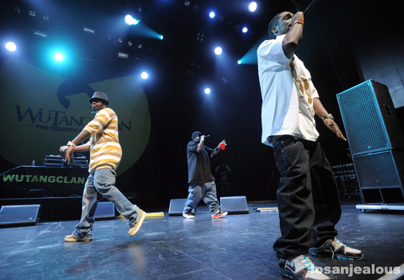 Photos: Black Knights @ Club Nokia, January 21, 2012