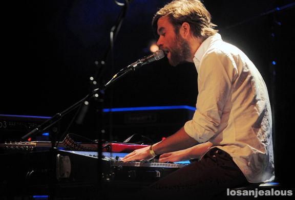 Photos: The Darcys @ El Rey Theatre, February 15, 2012