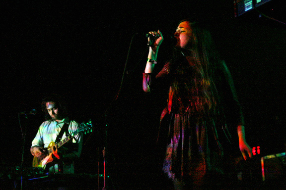 Pics & Notes: Cults @ Fonda Theatre, March 22, 2012