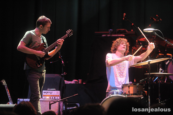 Photos: Deerhoof @ The Wiltern, March 20, 2012