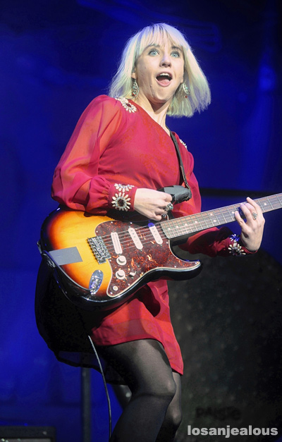 Photos: The Joy Formidable @ Mayan Theatre, March 14, 2012