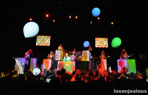 Photos: of Montreal @ The Wiltern, March 20, 2012
