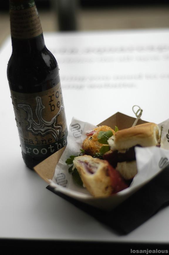 SXSW Music 2012 Photos: Food & Miscellany: Fader Fort Bushmill's BBQ, Wunderbar, Squarespace, G'Raj Mahal Snake etc