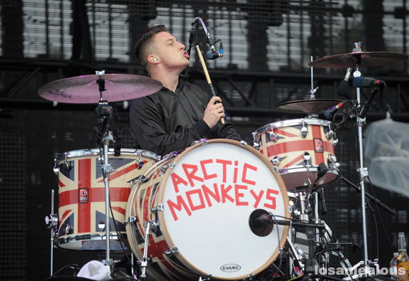 Coachella 2012 Photos: Arctic Monkeys (Weekend 1)