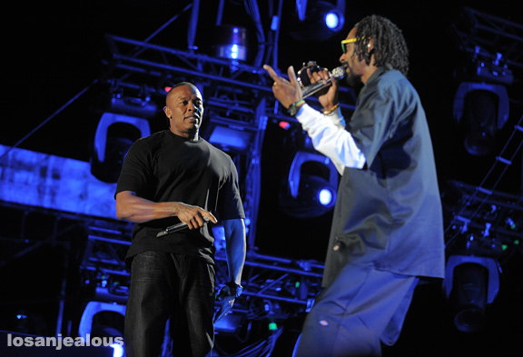 Coachella 2012 Photos: Dr. Dre & Snoop Dogg (Weekend 1)