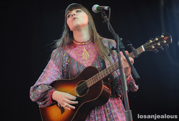 Coachella 2012 Photos: First Aid Kit (Weekend 1)