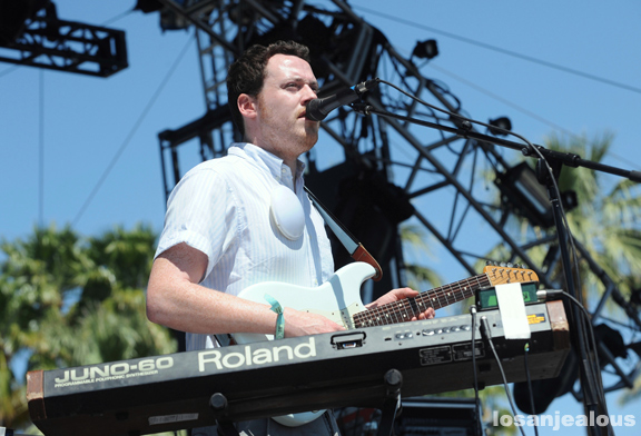 Coachella 2012 Photos: Metronomy (Weekend 1)