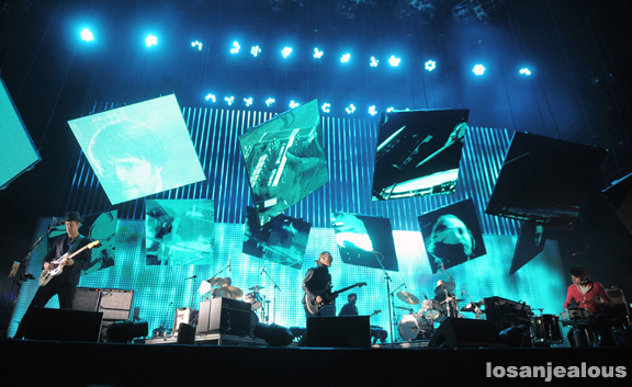 Coachella 2012 Photos: Radiohead (Weekend 1)