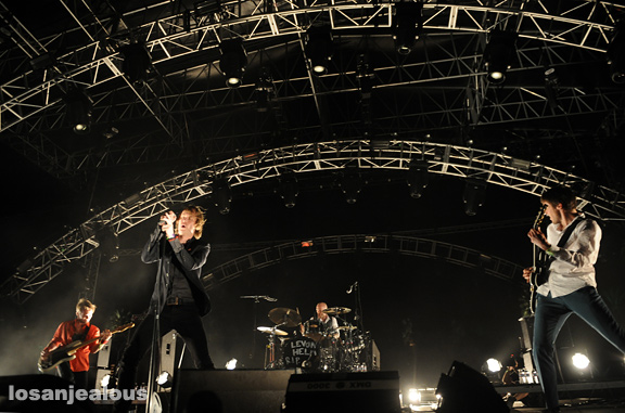 Coachella 2012 Photos: Refused (Weekend 2)