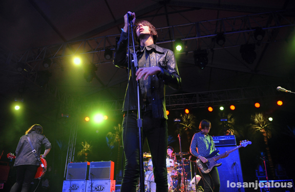 Coachella 2012 Photos: The Horrors (Weekend 1)