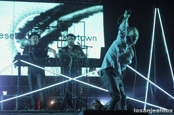 Coachella 2012 Photos: Modeselektor featuring Thom Yorke