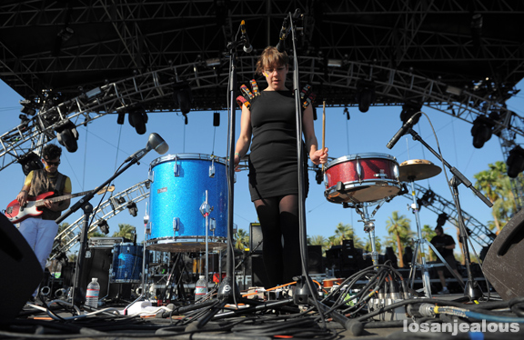 Coachella 2012 Photos: tUnE-yArDs (Weekend 1)