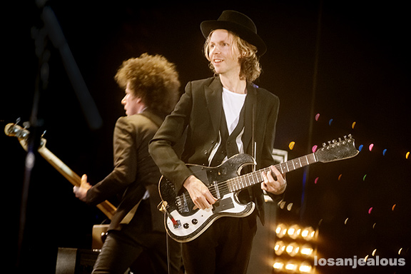 Photos: Beck @ Santa Barbara Bowl, May 24, 2012